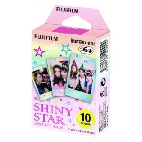 Fujifilm Colorfilm wkład do Instax mini Shiny Star