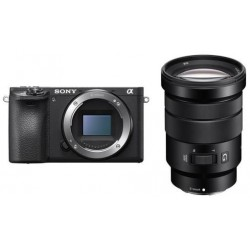 Sony ILCE-6500 + 18-105mm