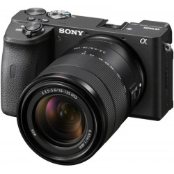 Sony ILCE-6600 + 18-135mm