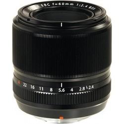 Fujinon XF60mm F2.4 R Macro