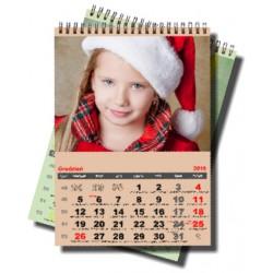 Foto-kalendarz 25x38