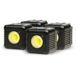 Lume Cube - cztery lampy
