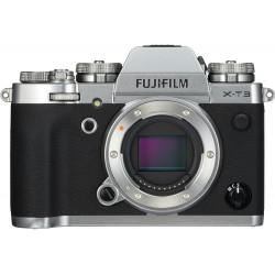 FujiFilm X-T3 body srebrny - PRZEDSPRZEDAŻ