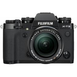 FujiFilm X-T3 + 18-55mm czarny - PRZEDSPRZEDAŻ