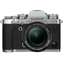 FujiFilm X-T3 + 18-55mm srebrny - PRZEDSPRZEDAŻ