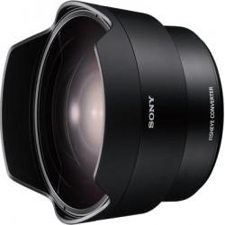 "Sony SEL-057FEC ""rybie oko"""