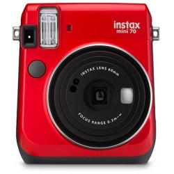 FujiFilm Instax mini 70 czerwony
