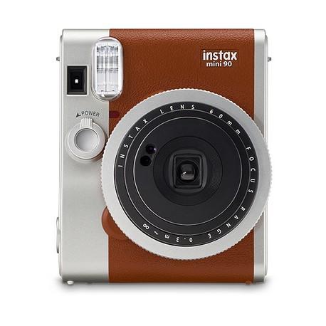 FujiFilm Instax mini 90 brązowy