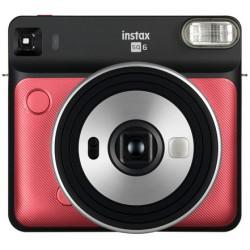 FujiFilm Instax Square SQ6 czerwony